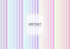 modello astratto linee verticali pastello vettore