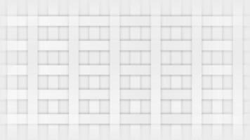 trama di strisce incrociate grigie e bianche vettore
