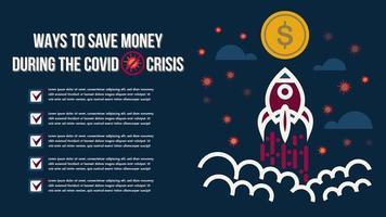 dondolando volando ai soldi durante la crisi covida