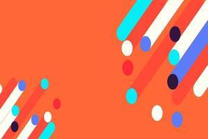 design moderno astratto per sfondo vettoriale