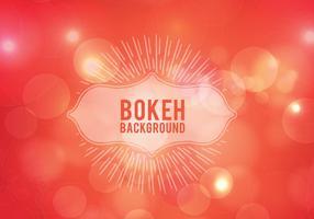 Elegante sfondo con luci e stelle bokeh