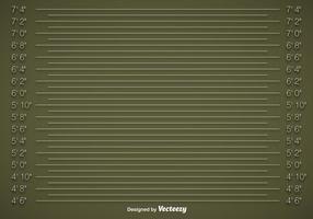 Vector sfondo Mugshot