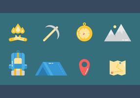grafica vettoriale gratis alpinista 3