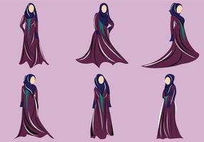 vettore abaya