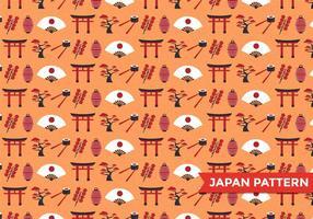 Vettore del modello del Giappone