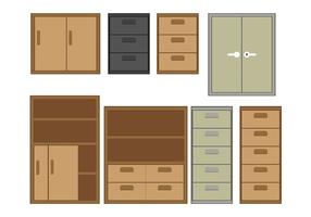 file cabinet vector 2