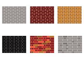 Vettori di Stonewall del muratore