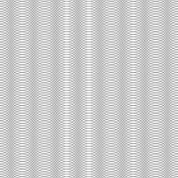 linee ondulate senza cuciture reticolo bianco vettore