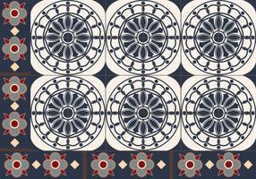 Pattern di piastrelle portoghesi