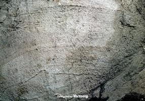 Fondo della parete del cemento di Gruge di vettore