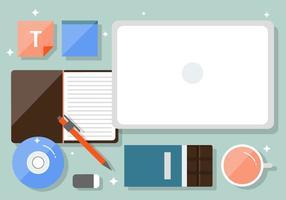 Elementi di design piatto vettoriali gratis
