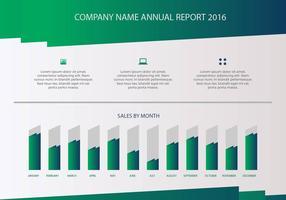 Presentazione annuale di un rapporto annuale gratuito 3