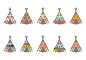 tipi vector icon 6