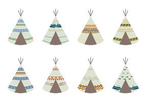 tipi vector icon 5