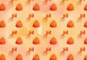Vector Festa Junina Seamless Pattern