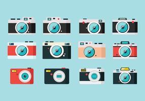 macchina fotografica grafica vettore