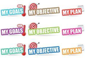 Titoli degli obiettivi