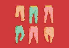 Pantaloni della tuta e Vettori Jogger