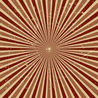 starburst grunge vintage