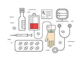 Icone mediche gratis