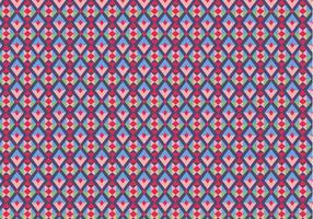 Motivo geometrico viola vettore