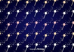 sfondo di stelle polvere di pixie vettore