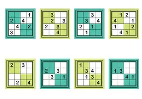 Vettore di Sudoku
