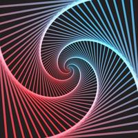 colore astratto sfondo illusione ottica
