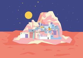 vettore di maroc