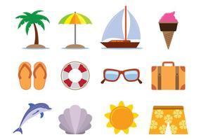 icone vettoriali hawai
