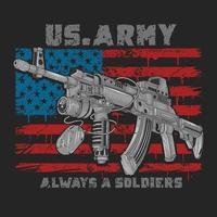 la mitragliatrice ak47