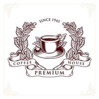 caffè della casa premium