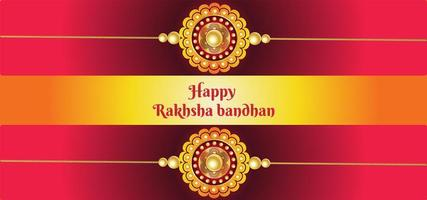 Priorità bassa di celebrazione di raksha bandhan vettore