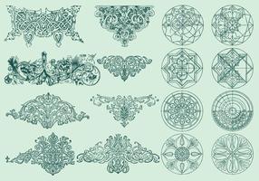 Ornamenti di linea