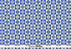 modello vettoriale azulejo