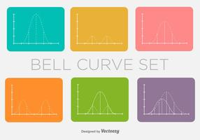 campana curva vettoriale forme minimali