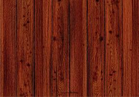 Fondo di legno di vettore scuro