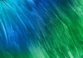 struttura moderna dell'acquerello verde blu colorato