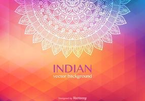Sfondo vettoriale indiano