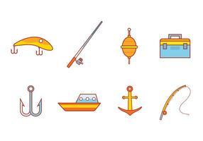 Pesca gratuita Icon Vector