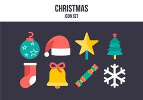 Icone di Natale gratis vettore