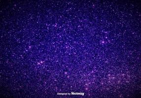 Sfondo di polvere magica viola elegante - Vector Polvere di Pixie incandescente