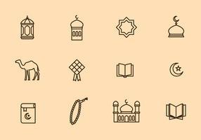 Icona di eid Mubarak