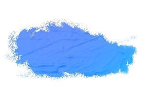 acquerello astratto vernice blu texture di sfondo