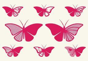 Farfalla ritaglio