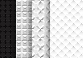 Set di texture vettoriale