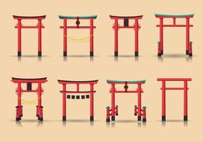 strutture vettoriali torii