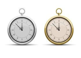 set orologio da tasca