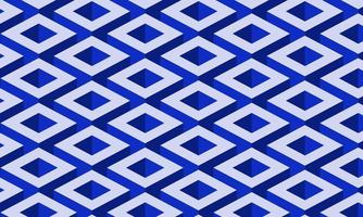 motivo quadrato geometrico blu