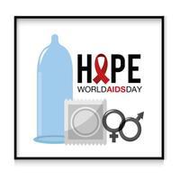 prevenzione della giornata mondiale contro l'AIDS